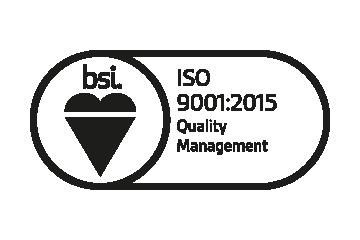 BSI ISO9001:2015 Logo