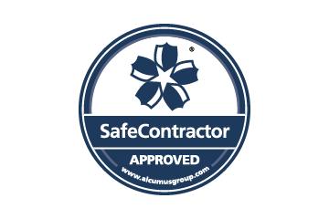 Safe Contractor Status Logo