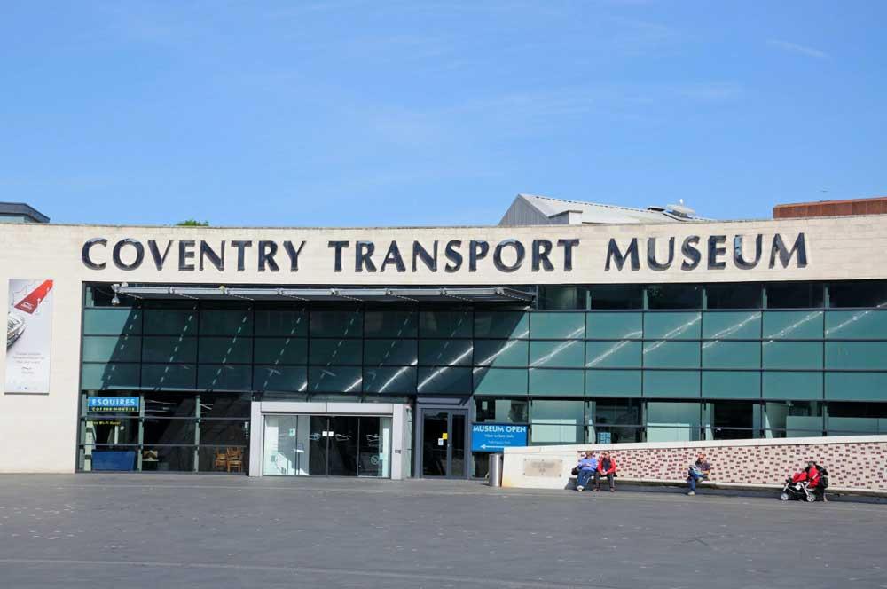 Coventry Transport Museum Fire Alarm Maintenance